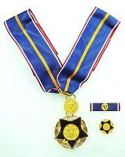 Agency, Civilian, Dept of Justice, Public Safety Officer Medal of Valor, set