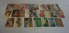 Job Lot of 27 Retro Athena Postcards -Unposted-