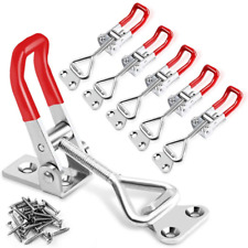 6 Pack Toggle Latch Clamp 4001 Adjustable Toggle Clamp Latch Smoker Latch Duty