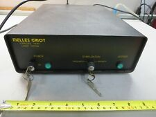 Melles Griot05 Stp 901stabilized Helium Neon Laser System Controller90 240vac