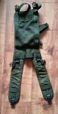 Original British Army Olive Green Yoke Side Pouch Day Sack OG PLCE ( MTP DPM)