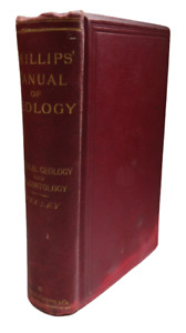 Manual Of Geology Theoretical and Practical By John Phillips Part 1 1885