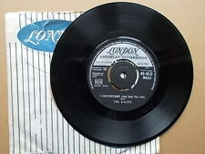 """The G-Clefs: """"I Understand (Just How You Feel)"""" London American.45-HLU 9433.1961"""