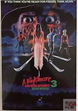 "ULTIMATE FREDDY Dream Warriors A Nightmare On Elm Street 3 NECA 2016 7"" INCH"