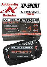 ANTIGRAVITY MICRO-START XP-SPORT MINI PPS BATTERY JUMPSTARTER - BLACK