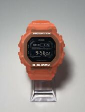 Casio G-Shock GX56 Frosted Neon Orange (Customized)Tough Solar