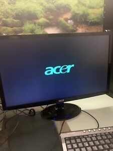 LCD Monitor Acer S242HL