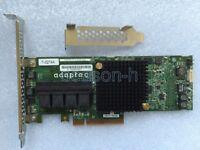ADAPTEC ASR-71605E 6GB/S PCI-E 256MB SATA SAS RAID CONTROLLER CARD 2274500-R