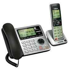 New VTech CS6649 Corded / Cordless Phone with Digital Answering System