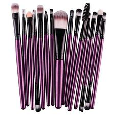 22pcs Profesional Maquillaje Set de brochas Base Sombra ojos Herramienta