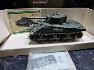 SHERMAN M4 A3 TANK, MONTMIRAIL, Ltd Edition