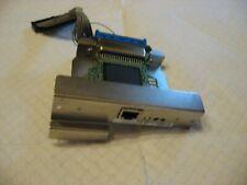 Zebra Ethernet PrintServer ll 110Pax4 &170Pax4 G57546