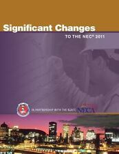 Significant Changes to the NEC 2011 by Njatc NJATC - National Electrical Code