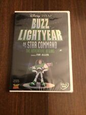 Buzz Lightyear of Star Command: The Adventure Begins (DVD, 2000) NEW/SEALED