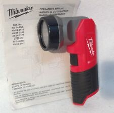 Milwaukee 49-24-0146 NEW M12 12V Li-Ion Cordless LED Flashlight Work Light
