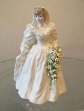 "Coalport ""Diana Princess of Wales"" Figurine  - John Bromley - Limited Edition"