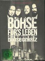 Böhse Onkelz Böhse Für's Leben DVD Box-Set (3 DVDs) Neu OVP Sealed