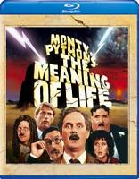 MONTY PYTHON'S THE MEANING OF LIFE NEW BLU-RAY DISC