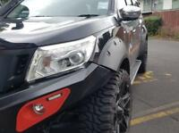 OFFROAD FENDER FLARES WHEEL ARCH FOR NISSAN NAVARA NP300 D23 2014-On