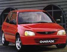 DAIHATSU CHARADE & GTTi G100 CB 1987-1994 WORKSHOP MANUAL ON CD OR DOWNLOAD
