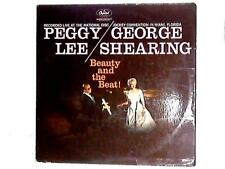Beauty And The Beat! LP (Peggy Lee - 1959) T1219 (ID:15505)