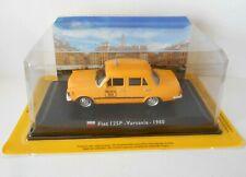 DIE CAST FIAT 125P - WARSAW 1980 -  Centauria Taxi Collection -