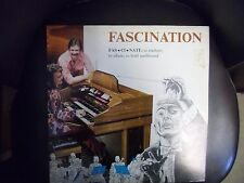 Fascination - Kiball Piano & Organ LP EX