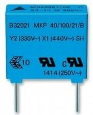 CAPACITOR, Y2, 1.5NF, 300V - B32021A3152M