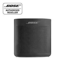 Bose Soundlink Colour ii Bluetooth Speaker - BLACK, Water Resistant, Lightweight