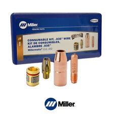 Genuine Miller 234611 Mig Gun Consumable Kit 035 Wire