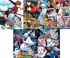 ANIME DVD GINTAMA Vol.1-316 End 5 Box Set Region All Eng Sub + FREE ANIME