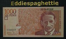 COLOMBIA 1000 PESOS 19-8-2015 UNC P-456t