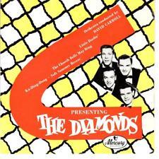 PRESENTING THE DIAMONDS EP, LITTLE DARLIN'*KA-DING-DONG +, 1957 MERCURY MEP 9515