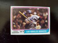 (1) 1974 TOPPS Baseball Steve Garvey #575 - Los Angeles Dodgers Legend