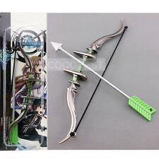Sword Art Online bow and arrow Key Chain Cosplay Accessories