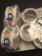 """2"""" x 75 yards Official eBay Branded Packaging Tape 3 Colors"""
