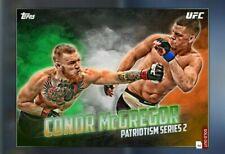 Topps UFC Knockout Digital Card - Connor McGregor Patriotism S2