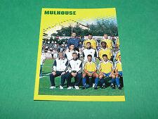 N°374 EQUIPE PART 1 MULHOUSE D2 PANINI FOOT 98 FOOTBALL 1997-1998