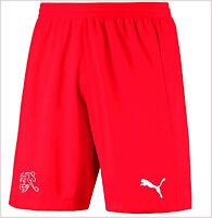 Puma ropa deportiva hombre suisse replica shorts rojo talla XXL futbol dry cell