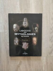 Larousse des mythologies du monde - relié avec jaquette - 322 pages