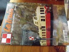 ^A Revue Le Train n°115 Signaux traction electrique Depot vapeur Argentan