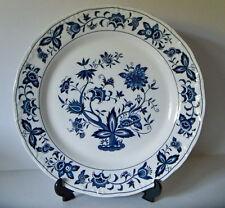 "Vintage Harmony House Sears BLUE BONNET 12"" Chop Plate Platter Flowers"