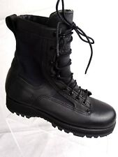 Wellco Youth/Mens Size 5R Hot Weather Leather  Jungle Combat  BOOTS Shoes