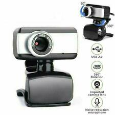 New listing Hd Camera Webcam Clip With Microphone Usb 2.0 For Pc Cam Video Laptop s C0N6