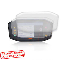 2x ktm duke 690/790/1290 2017 velocímetro protector de pantalla Screen Protector orginal