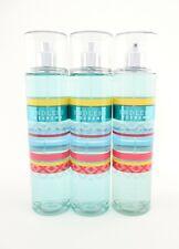 Bath Body Works 3 Endless Weekend Fragrance Mist Spray 8oz New Mandarin Magnolia