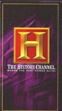 THE HISTORY CHANNEL  20th Century with Mike Wallace VHS OOP JFK ASSASSINATION