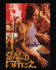 MARYLIN BURNS signed Autogramm 20x25cm TEXAS CHAINSAW in Person autograph COA
