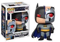Funko POP! DC Heroes ~ CYBORG BATMAN FIGURE ~ BATMAN: THE ANIMATED SERIES