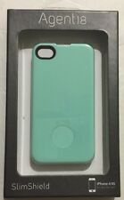 Agnet18 SlimShield Case -Brook Green for iPhone 4/4s P4SSS/BG